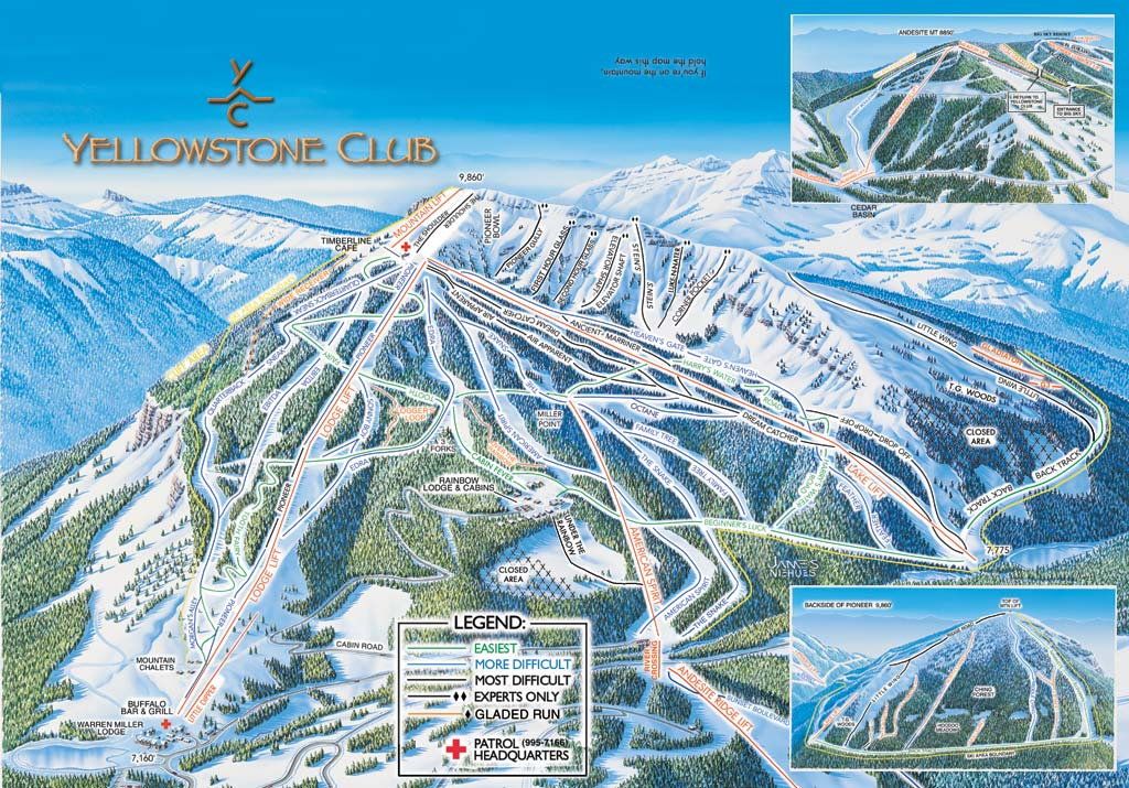 Yellowstone Club - SkiMap.org on physical map of yellowstone, topographical map of yellowstone, street map of yellowstone, topo map of yellowstone, elevation map of yellowstone, aerial map of yellowstone, topography map of yellowstone, vegetation map of yellowstone, contour map of yellowstone, wildlife map of yellowstone, political map of yellowstone, landscape map of yellowstone, 3d map of yellowstone, distance map of yellowstone,