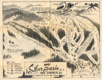 Original name was Silver Basin.