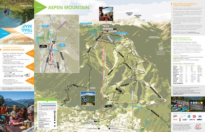 2017 Aspen/Snowmass summer map