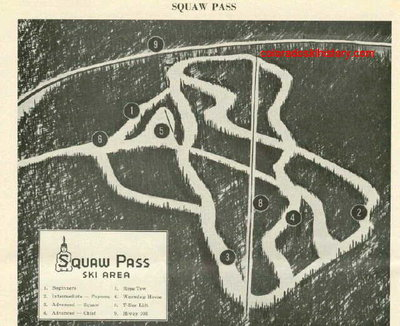 Known as Squaw Pass