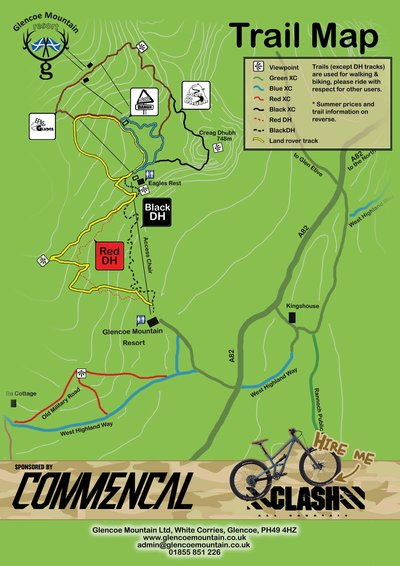 MTB tracks for summer 2019