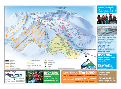 Piste map for 2016/17 season.