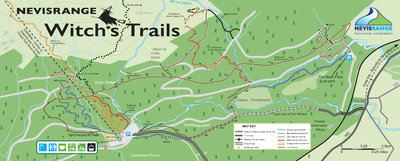Bike trails for summer 2018