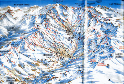 Les Menuires and Val Thorens (1997-1998)
