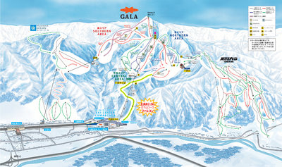 Includes other ski areas.