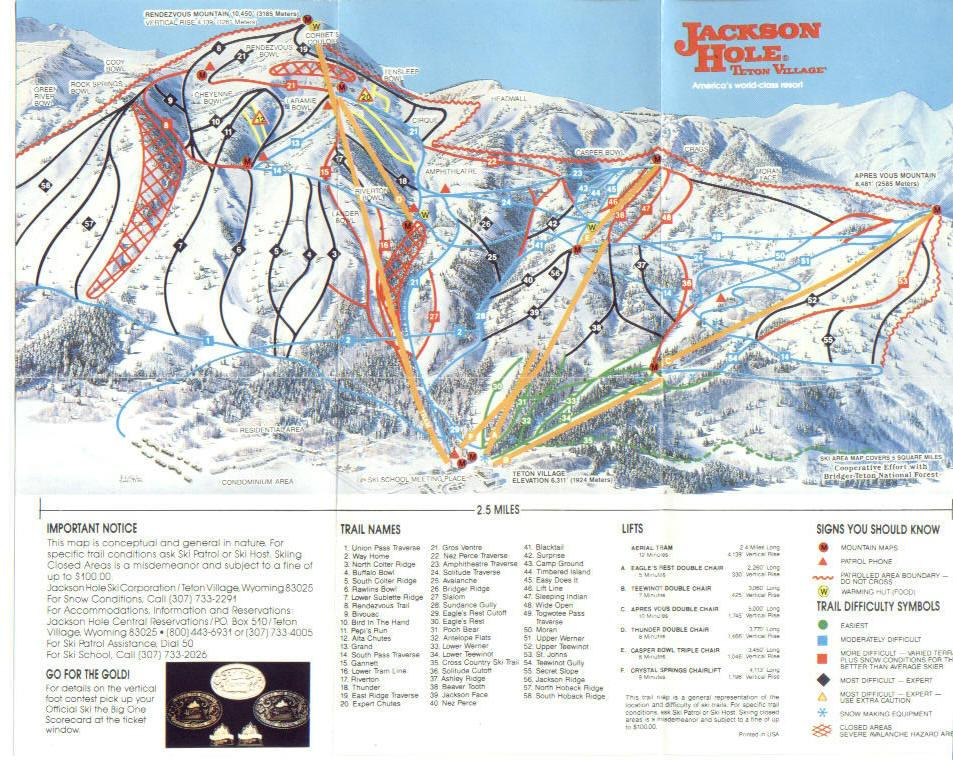 Jackson Hole Mountain Resort - SkiMap.org on british columbia ski areas map, bear creek ski resort trail map, wyoming county map, wyoming on usa map, wyoming hiking map, wyoming churches map, wyoming hotels map, wyoming ranches map, wyoming schools map, breckenridge ski resort map, wyoming events map, montana ski areas map, wyoming map afton wy, winter park ski resort map, bittersweet ski map, north america ski resort map, hogadon ski area map, wyoming vacation resorts, wyoming ski areas, wyoming trails and tails,