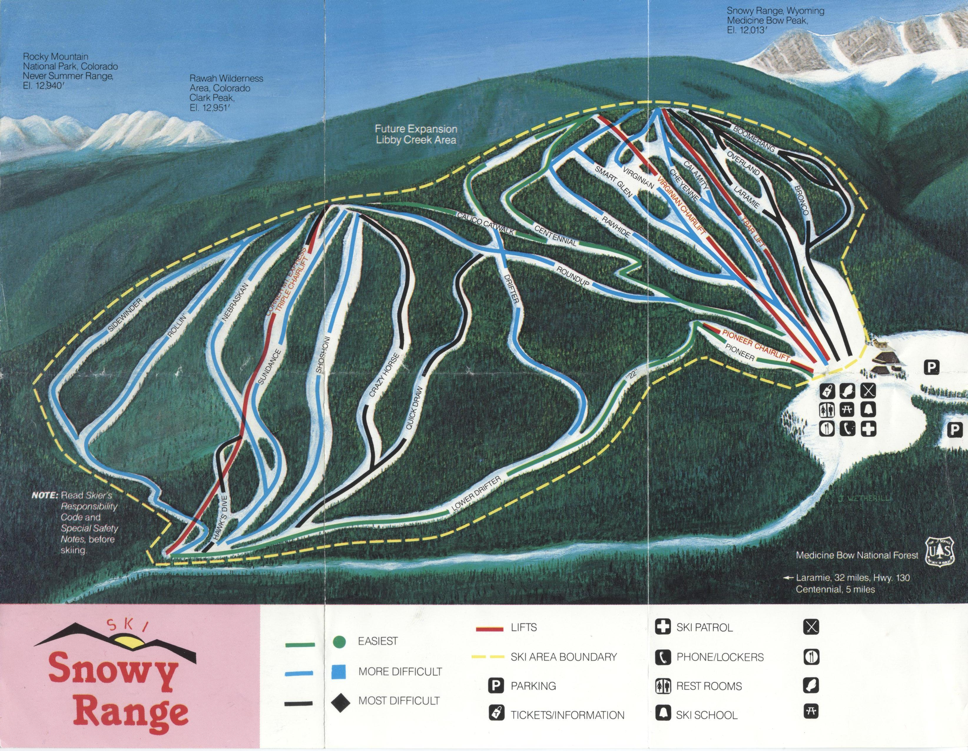 Snowy Range - SkiMap.org on lakes in wyoming map, skiing near jackson wy, sleeping giant state park trail map, national parks in wyoming map, caves in wyoming map, casinos in wyoming map, rocky mountains in wyoming map, ghost towns in wyoming map, skiing in lake powell, skiing in jackson wyoming, jackson hole ski trail map,