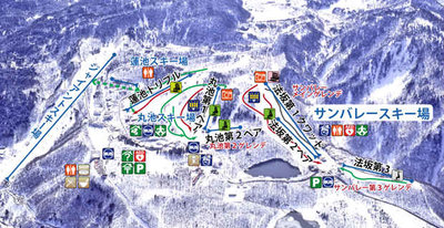 """""""Sun Valley"""" includes the right 3 lifts."""