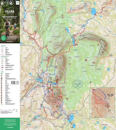 Summer 2020 MTB routes