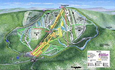 Downhill Map