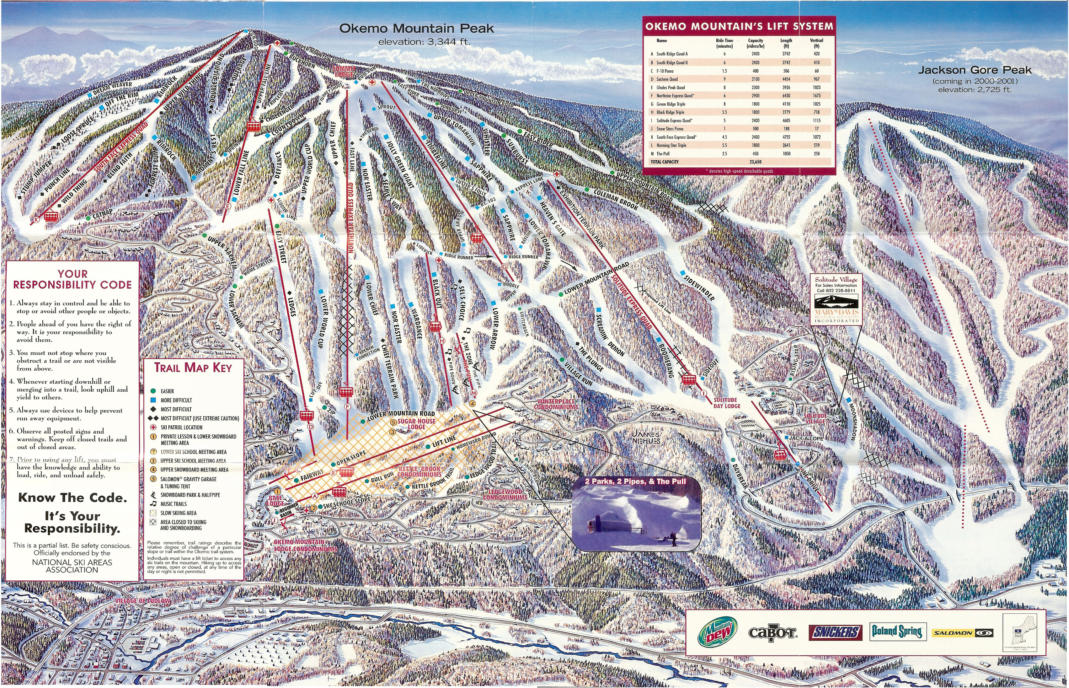 okemo map with 204 on 14626886427 likewise Okemo Mountain Resort Ludlow Vermont Attraction Photos furthermore Florida Theme Parks likewise Orange Bubble Chair Lift besides 193.