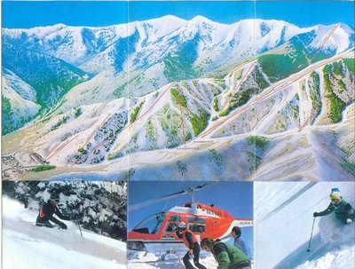 Canyons: Note 2 lifts at upper right, proposed for 81 & 82.  Never built.