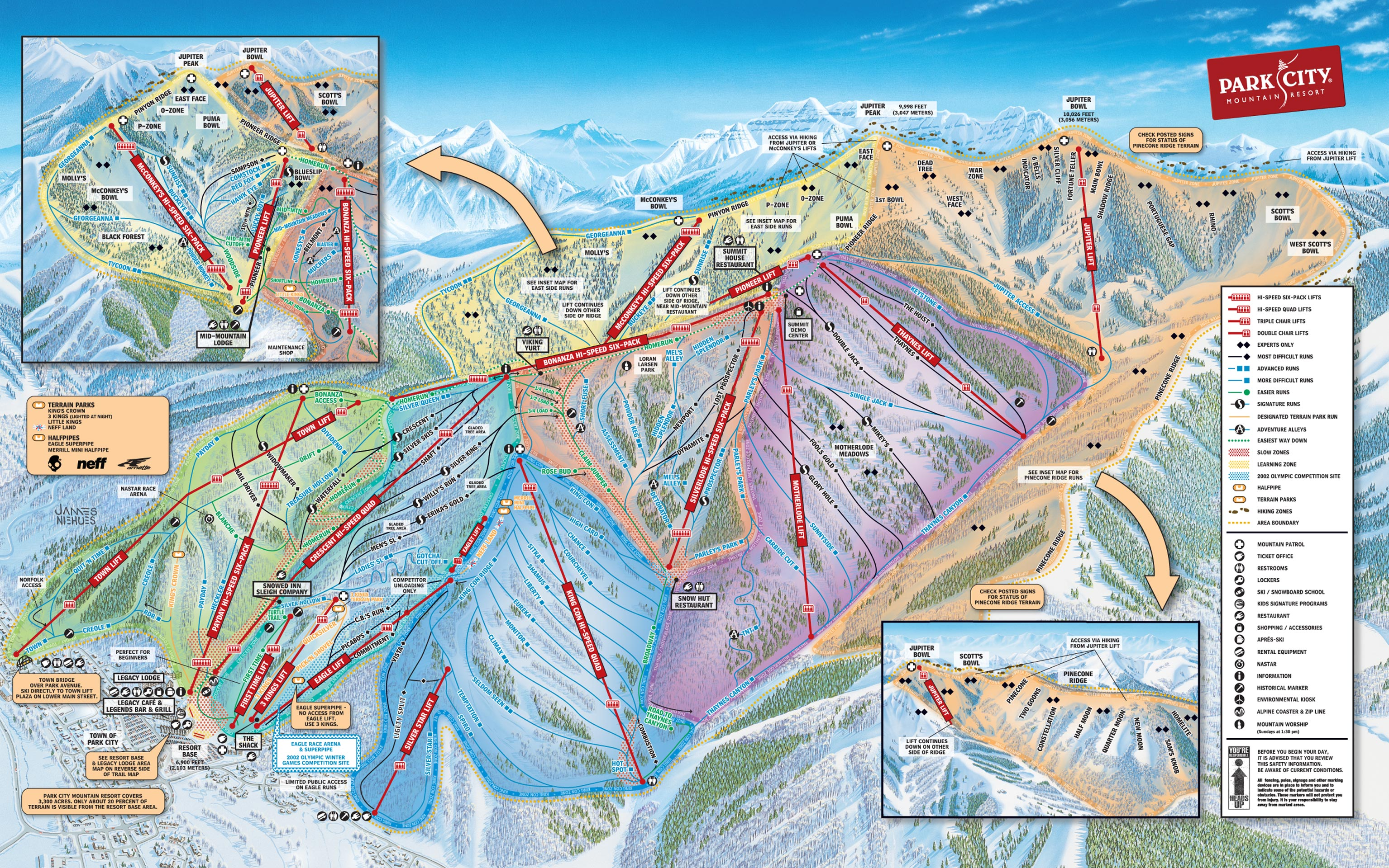 year published  added by bradsters added on th jun . park city mountain resort  skimaporg