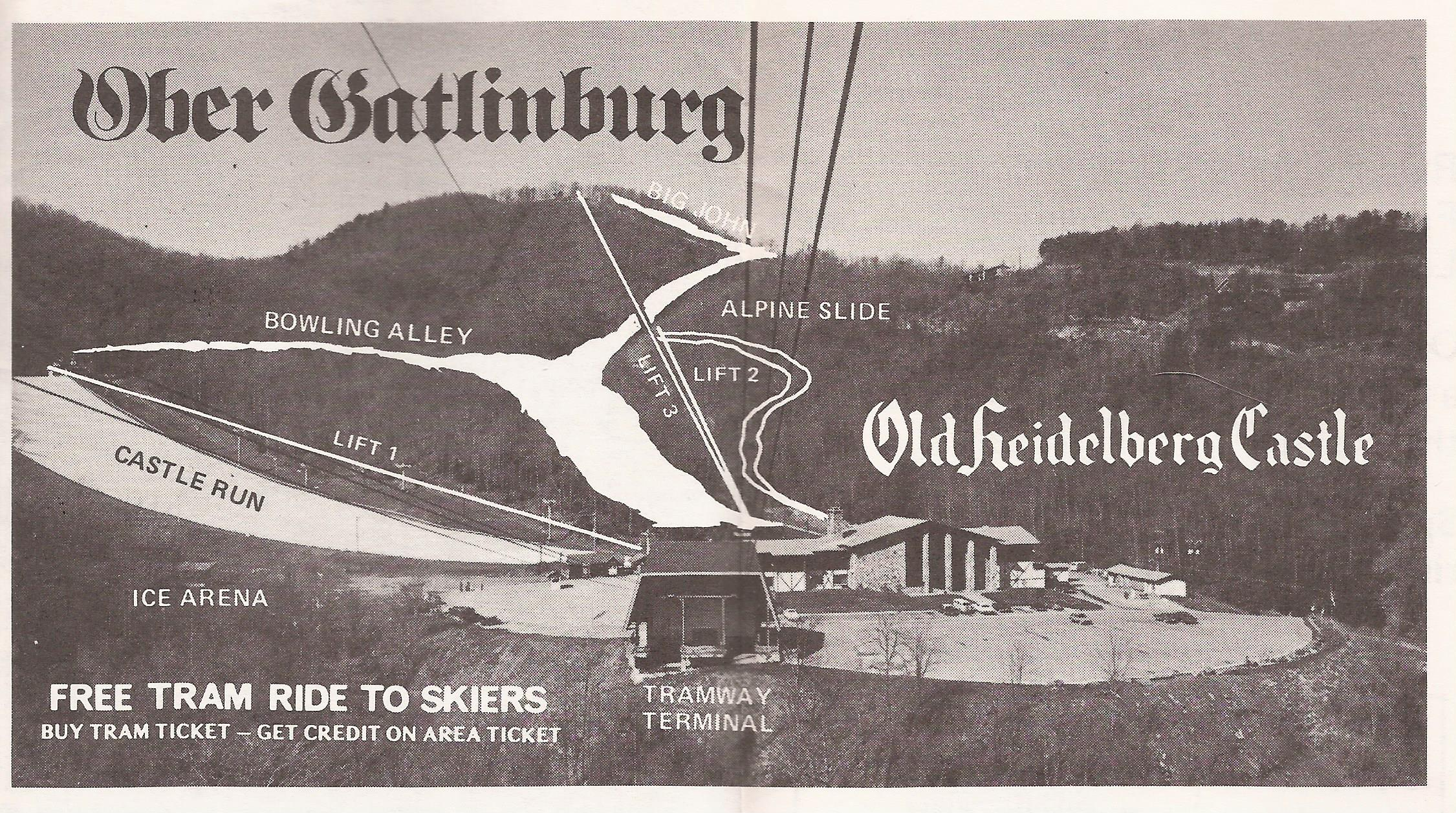 Ober Gatlinburg Ski Resort Skimap Org