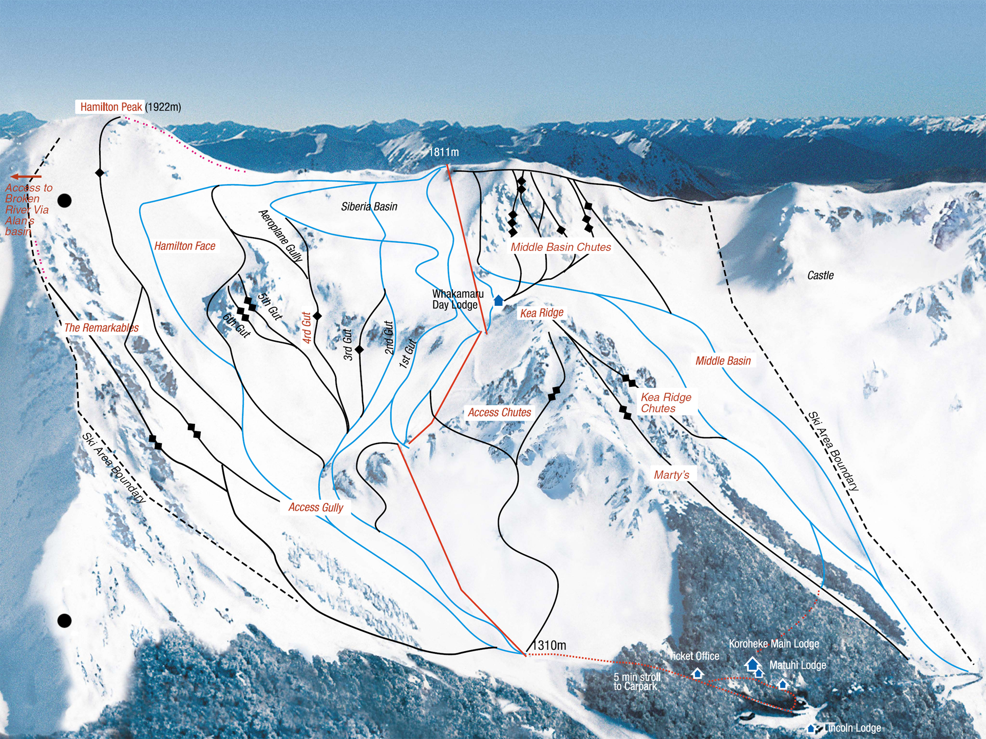 big basin map with Craigieburn Ski Field on Viewmap moreover Mesoamerican Reef furthermore Killington together with Craigieburn Ski Field together with Minnesota Ecoregions.