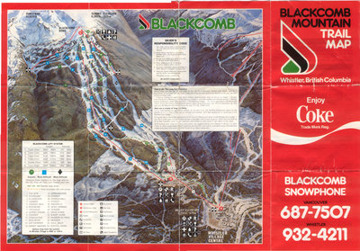 1980 Blackcomb Downhill
