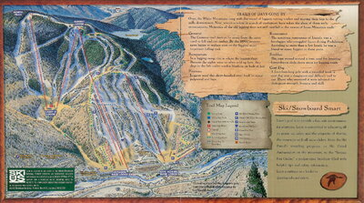 Loon 1998 Brochure Trail Map