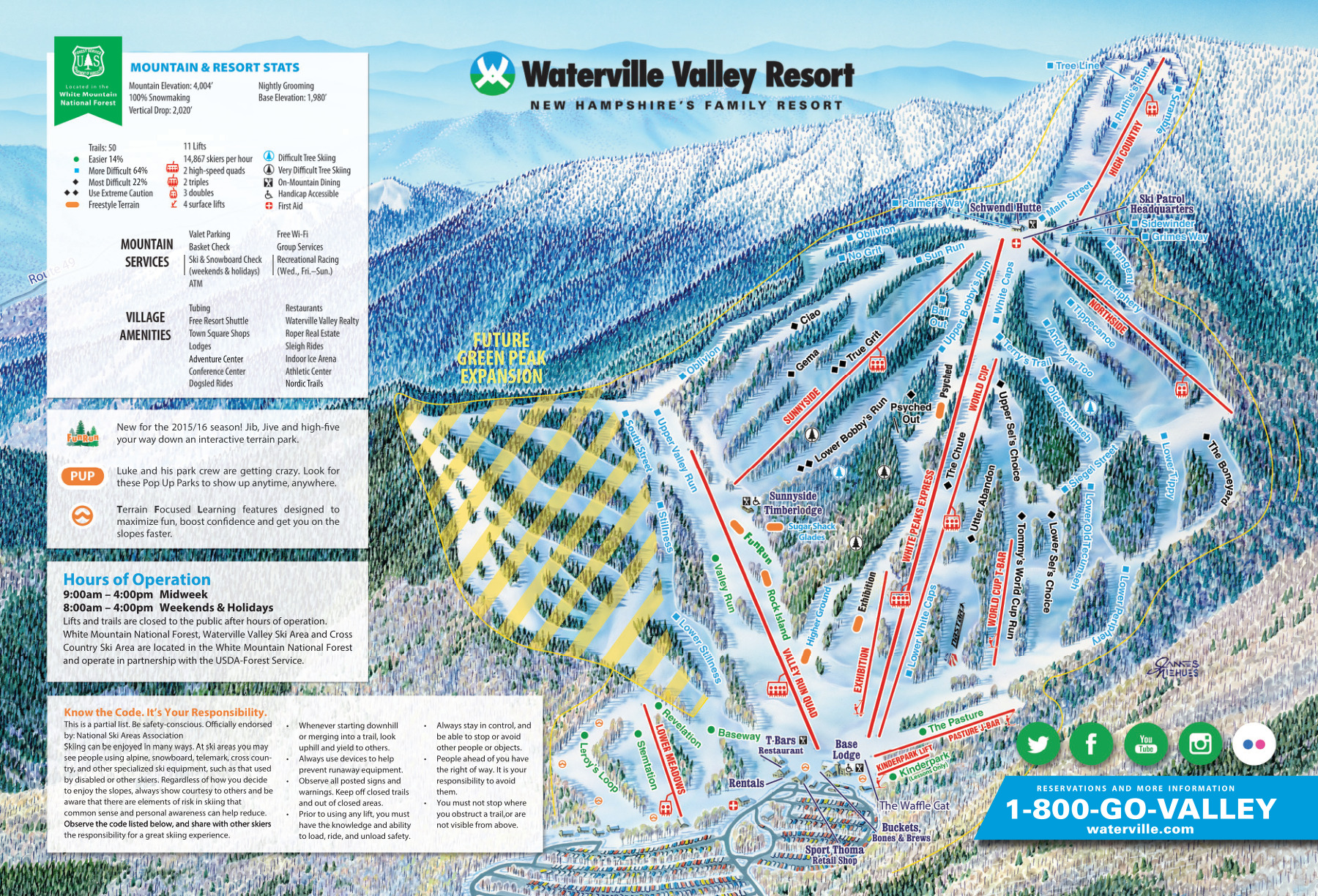 waterville valley Get great deals for 250 resorts like waterville valley when you buy in advance limited quantities, book now mobile ticket friendly live customer support.