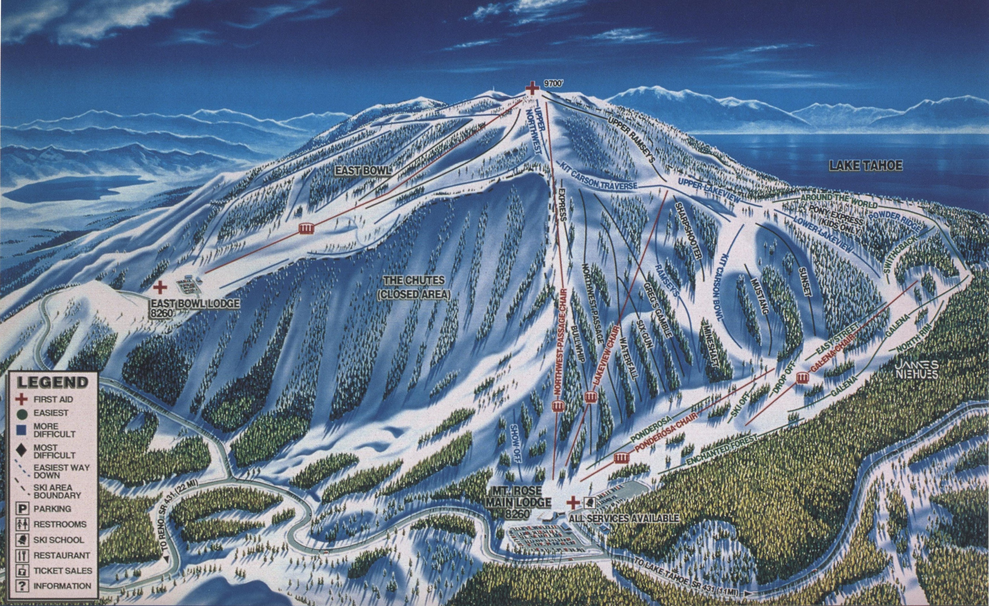 tahoe ski resort map with 358 on Enough Snow Kirkwood Ca Freeride World Tour Moved Snowbird Ut together with Truckee besides Liv Sir Releases Year End Resort Report also Squaw Valley Ski Resort together with Pope Beach.