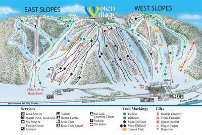 Front Side Map 2019