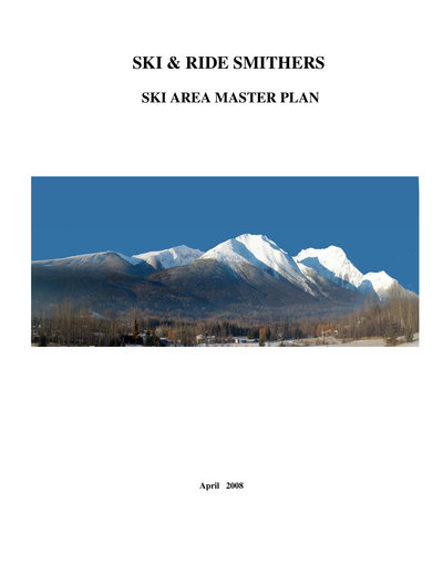 2008 Approved Master Plan