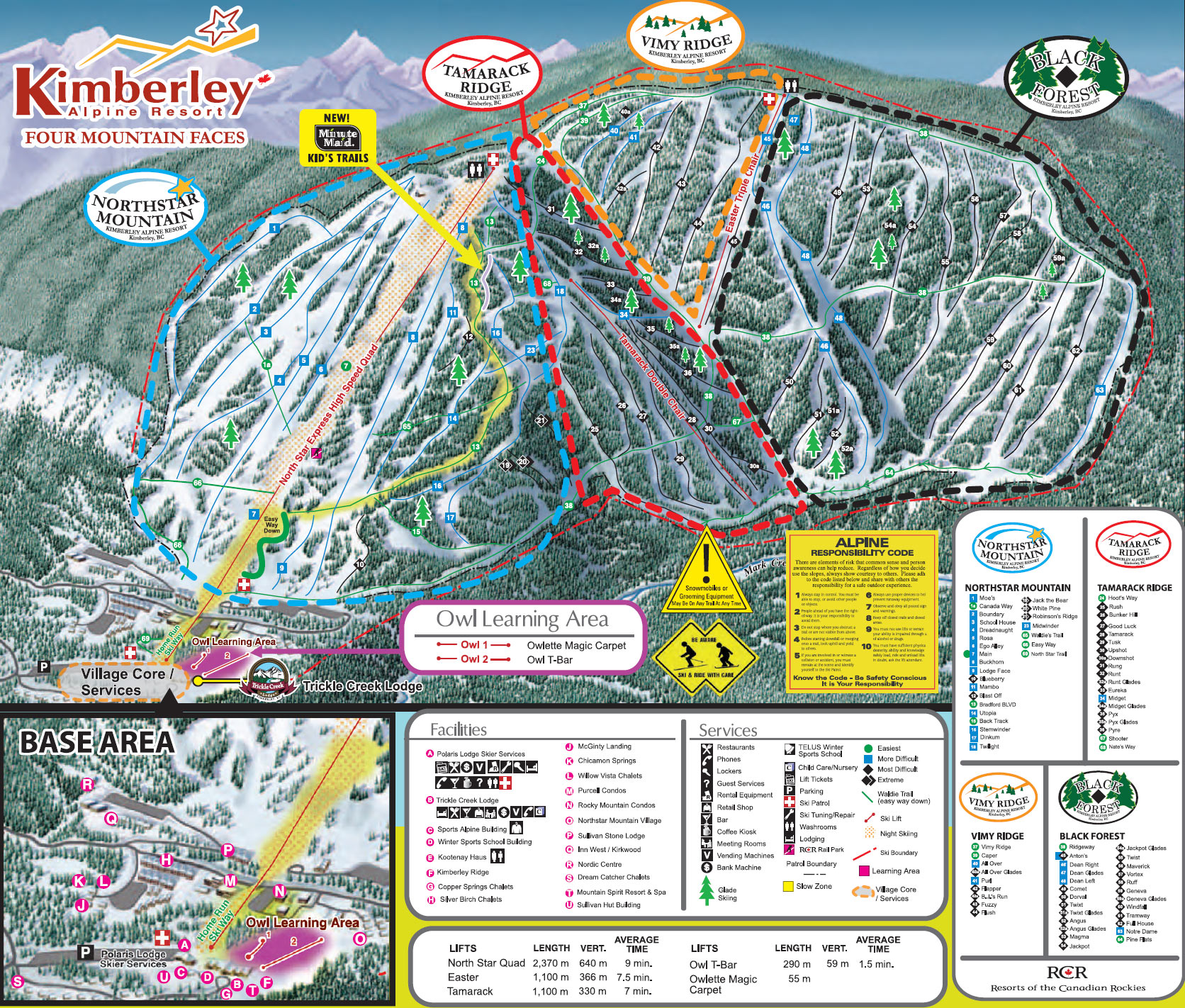 Nearby Ski Resorts