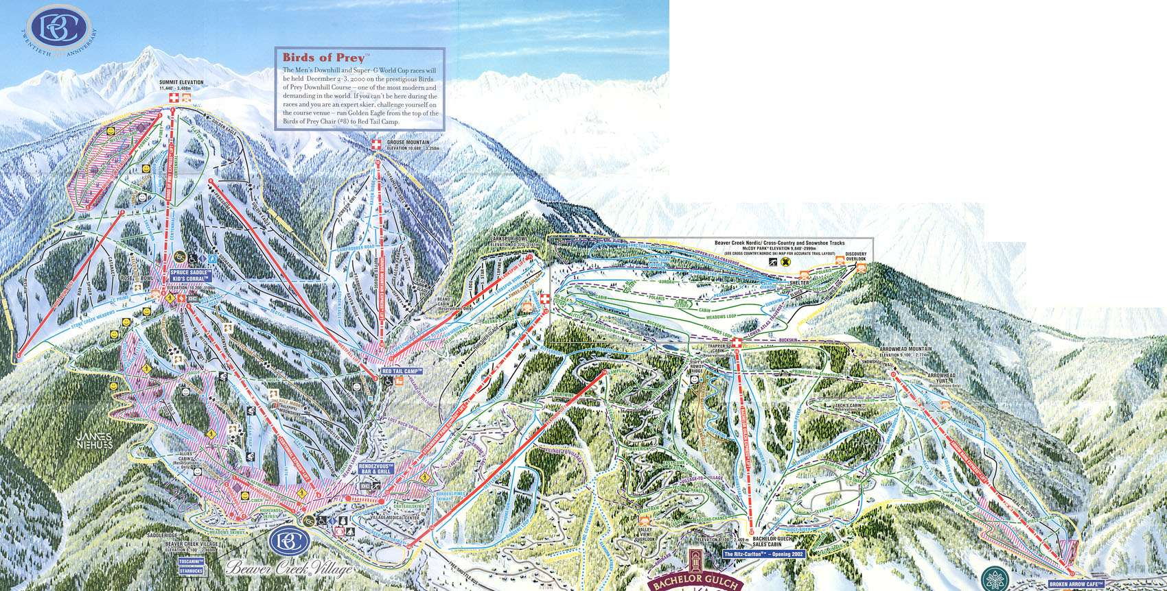beaver creek ski trail map with 497 on Vail likewise MapMOUNTAIN in addition Pair Skiing On Trails Of Wolf Creek besides Snowmobiledurango likewise .