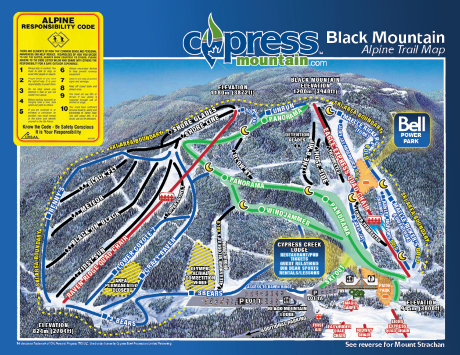 snowshoe trail map with 50 on 5485037078 additionally Summer likewise How To Wax Your Own Skis A Tutorial in addition Mountain Stats further Maps Sw y.