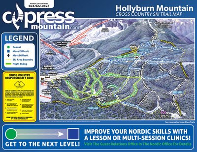 Hollyburn Mountain X-Country