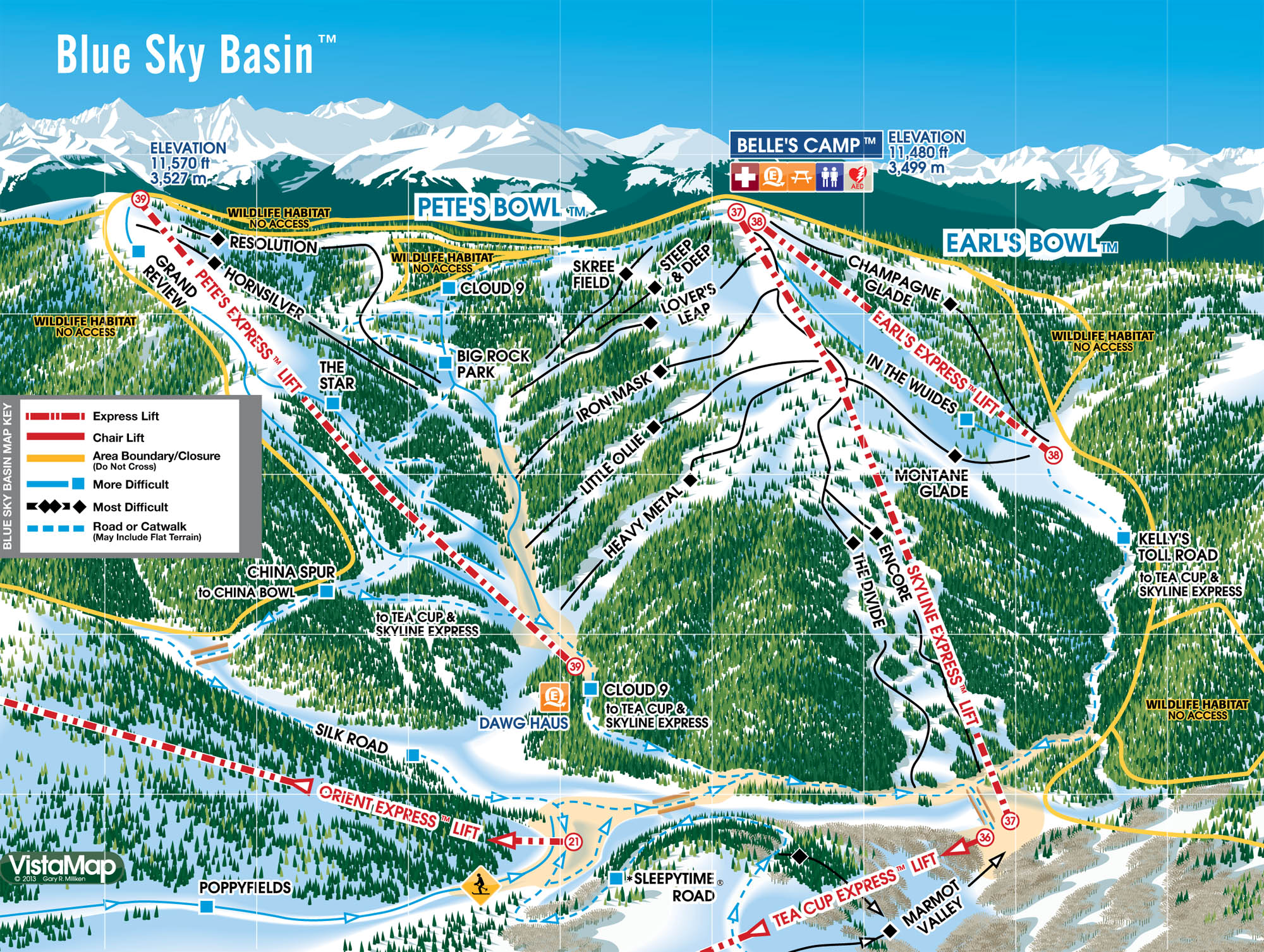 the ultimate ski guide to vail colorado - rad season