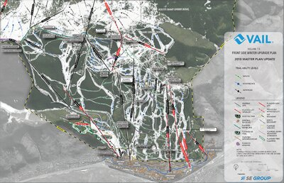 Future Vail expansion; New lifts