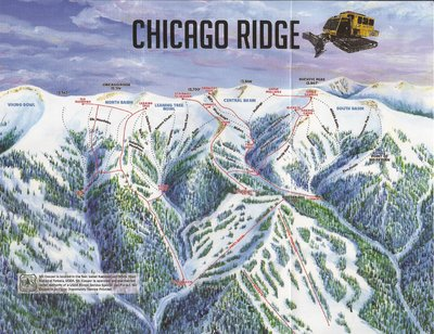 Chicago Ridge Snowcat
