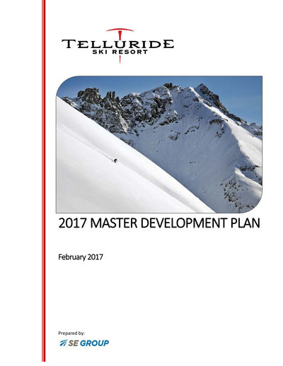 2017 Master Development Plan
