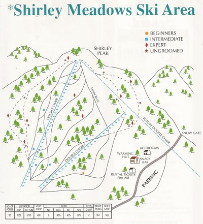 Known as Shirley Meadows