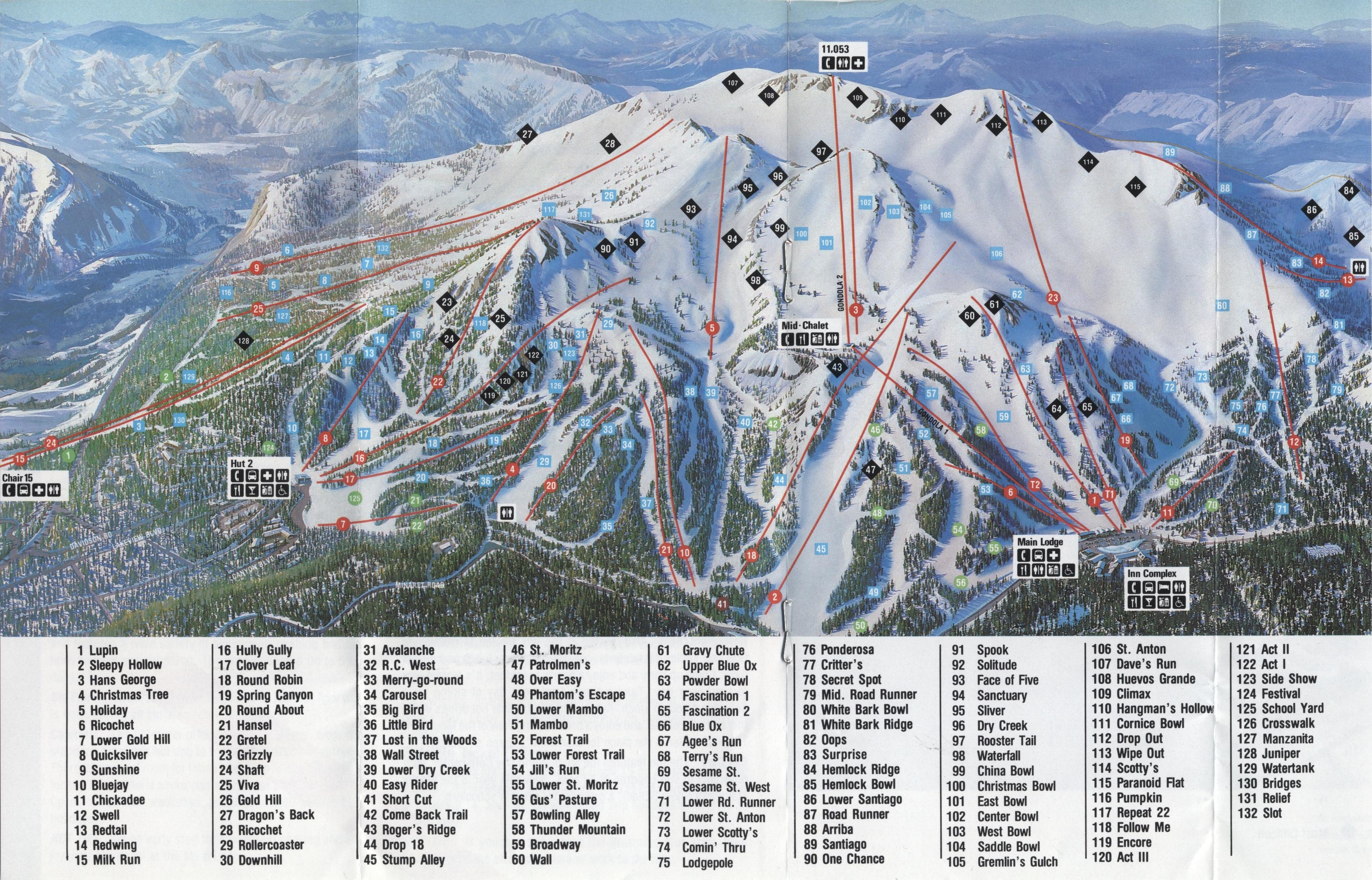 . mammoth mountain  skimaporg