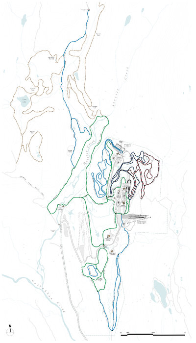 2007-08 Recreational Ski Trails