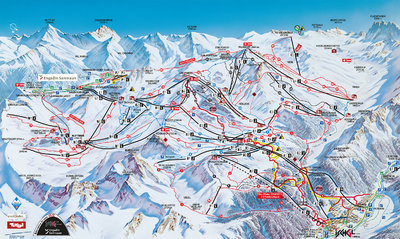 Piste map for 2013/14 season.