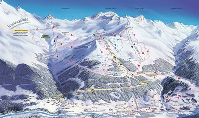 See piste map 2017/18